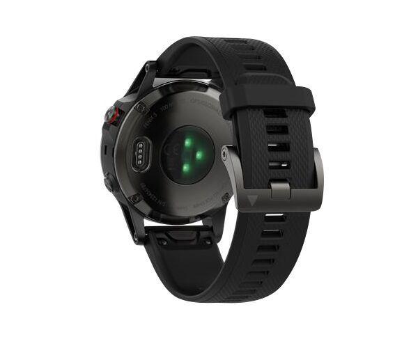 Garmin Fenix 5 Sports Watch 47mm - Black Band