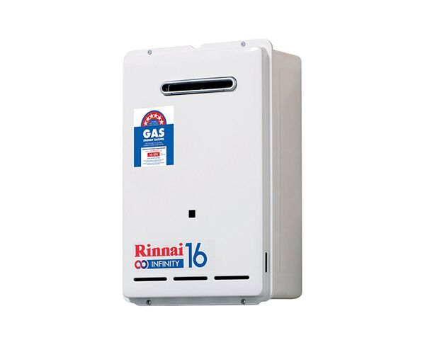 Rinnai Infinity 16 Natural Gas Continuous Flow Hot Water System