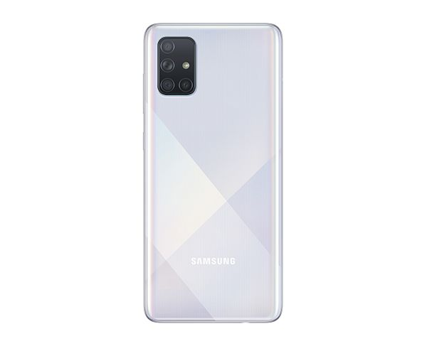 Samsung A71 128GB Prism Crush Silver