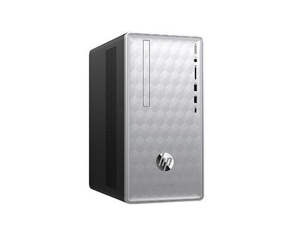 "HP Pavilion Desktop & 25"" Monitor Bundle"