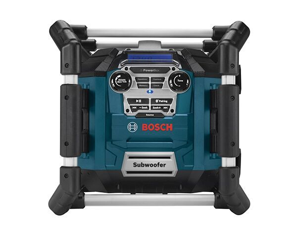 Bosch Blue 18V-LI Professional PowerBox Radio & Charger