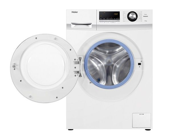 8.5kg Haier Front Loader Washing Machine