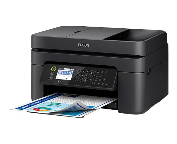 Epson Workforce WF-2850 4 Colour Multifunction Inkjet Printer