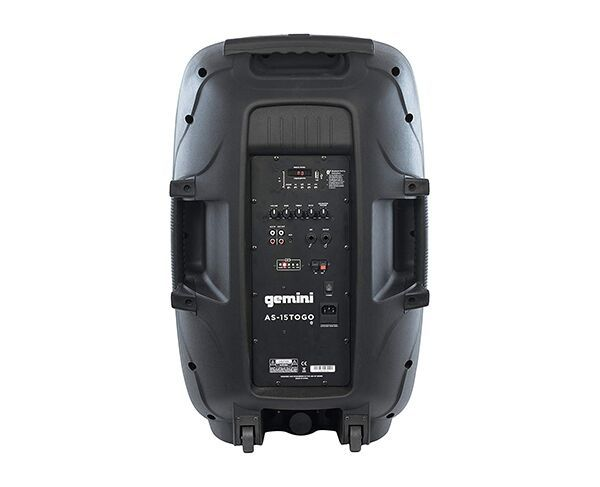 Gemini 2000W Portable Speaker