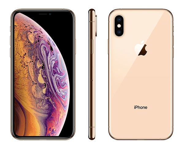 Giveaway iphone xs max gold
