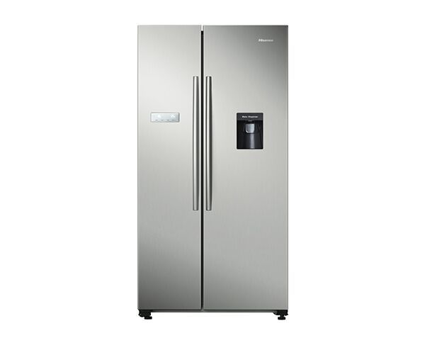 624L Hisense Side By Side Fridge