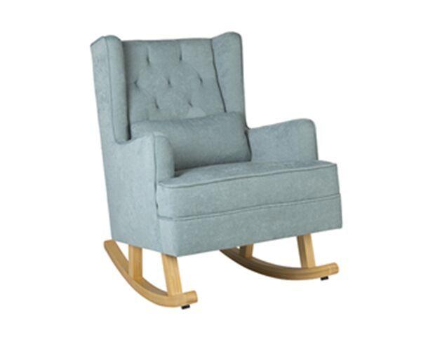 Seed Bebe Noah Rocker Chair and Ottoman
