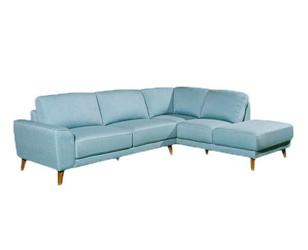 Brooke 4S Corner with Chaise - Hayman