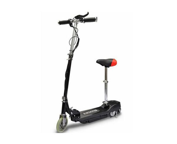 120W Electric Scooter with Seat
