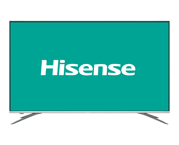 "Hisense 55"" TV & Simpson Washing Machine Bundle"