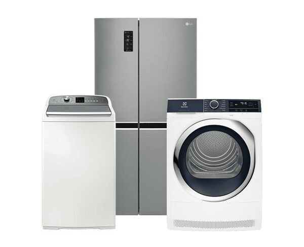 Large Family Appliance Bundle