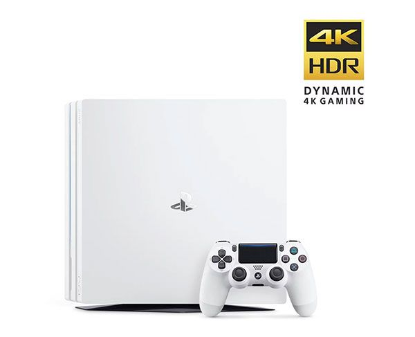 Sony PS4 Playstation 4 Pro 1TB Console - White
