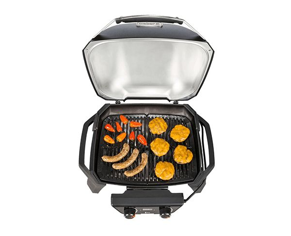 Weber Pulse 2000 Electric BBQ - Black