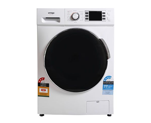 7.5KG Omega Identico Front Load Washing Machine