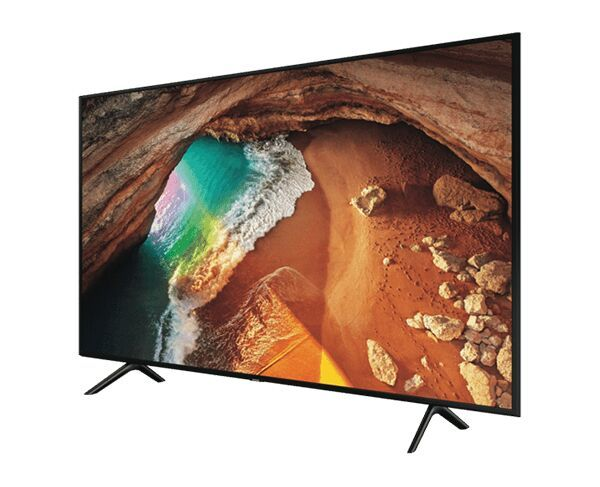 "Samsung 75"" Q60 4K Ultra HD Smart TV"