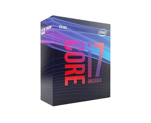 Intel Core i7-9700K 3.6Ghz 9th Gen CPU