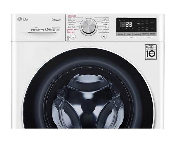 8kg LG Front Load Washing Machine