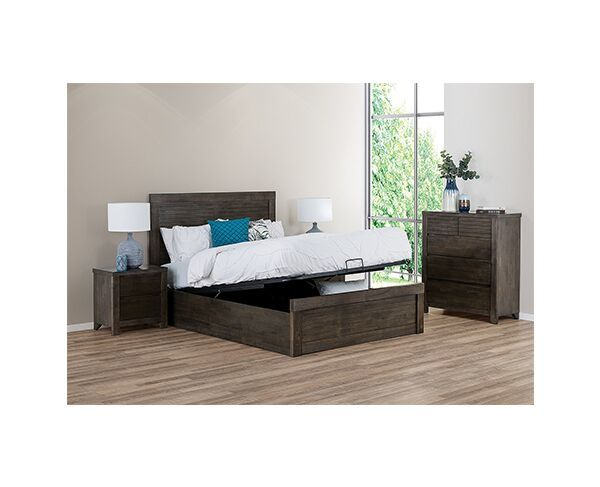 Vika Gas Lift Queen Bed