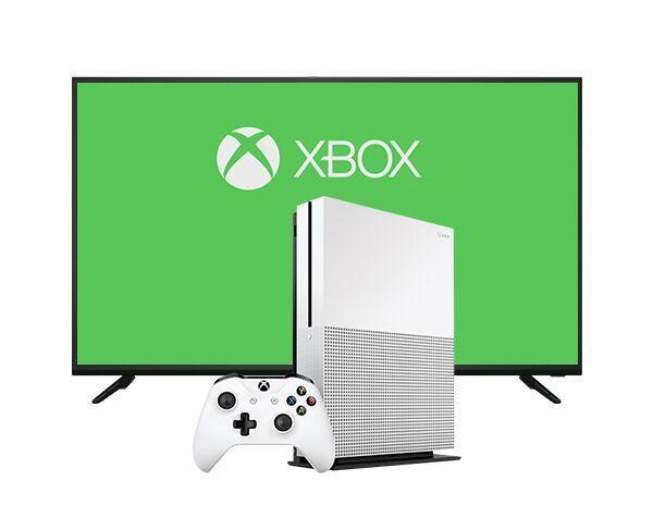 "TCL 49"" Full HD Smart TV   Xbox One S 1TB bundle"