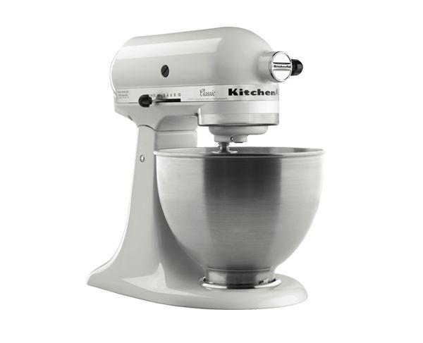 KitchenAid Classic Stand Mixer - White