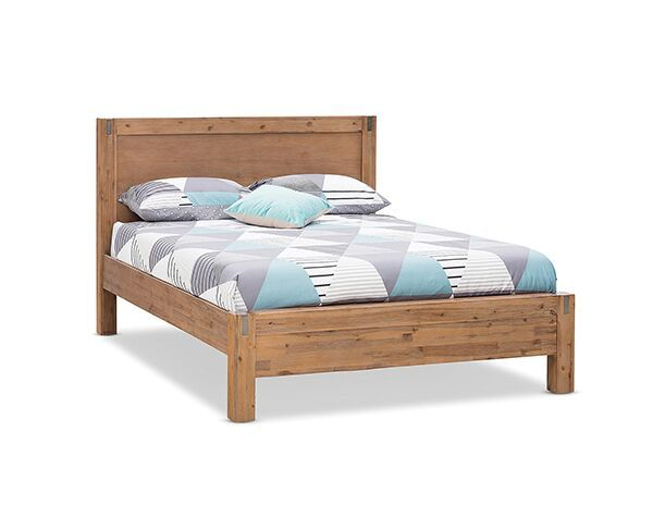 Silverwood King Bed
