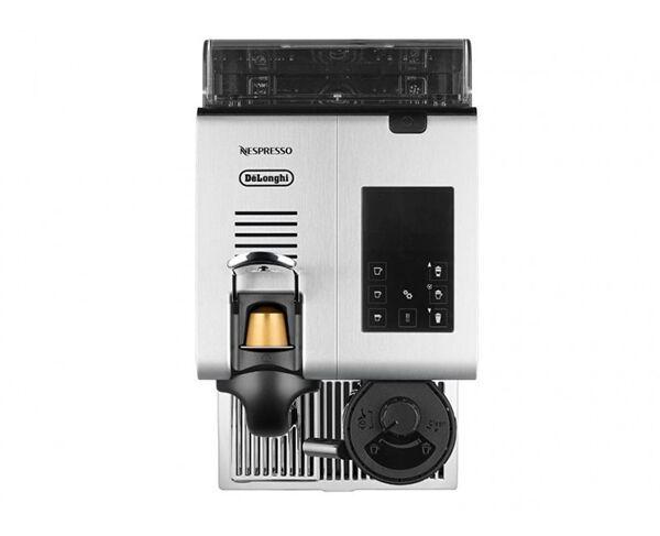 Delonghi Nespresso Lattissima Pro Coffee Machine - Silver