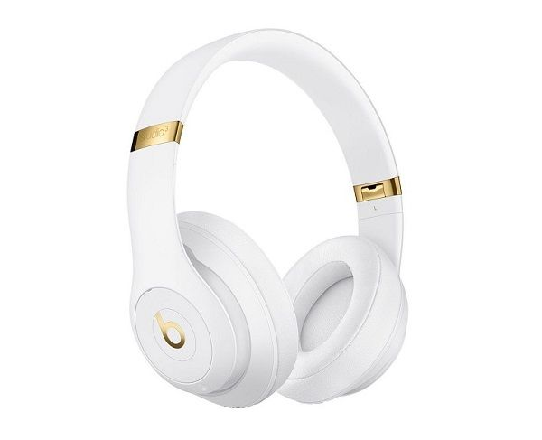 Beats Studio Wireless White Bluetooth Headphones