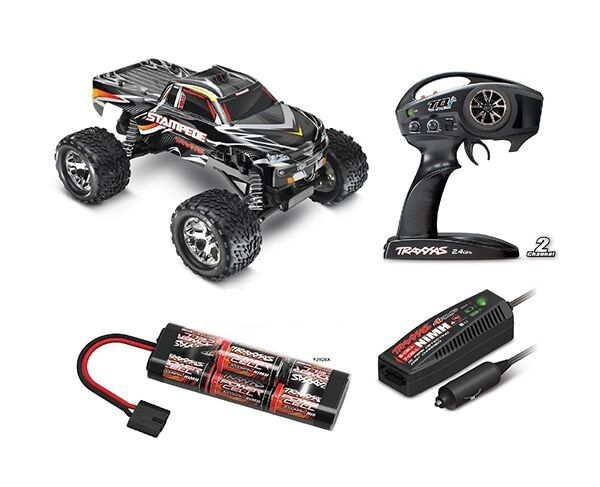 TRAXXAS Stampede 2WD Monster Truck