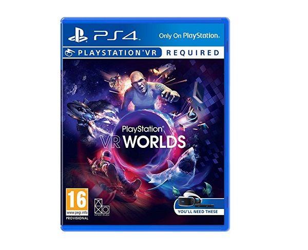 Sony PlayStation 4 Virtual Reality Bundle
