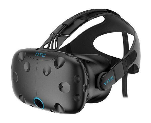 HTC Vive Virtual Reality Headset Kit