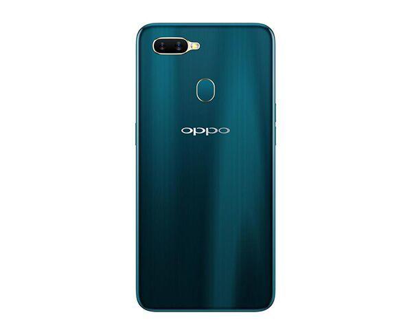 OPPO AX7 Glaze Blue